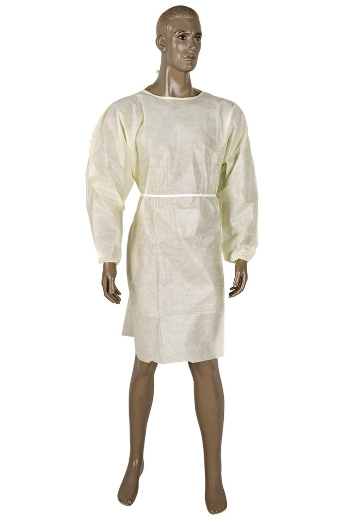 AAMI Level 1 Isolation gown