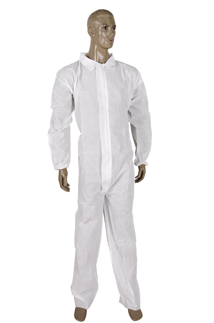 Heavy weight spunbound coverall